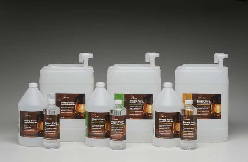 Firefly Paraffin Lamp Oil - 32 ounces, 1 gallon, 5 gallos