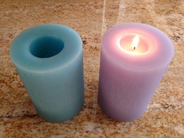 Candle Memory Burn Test