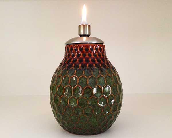 Firepots Tiki Torches
