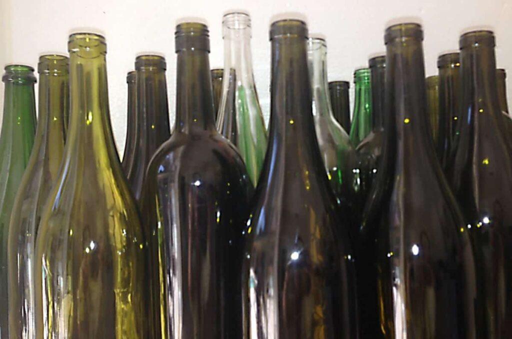 Remove Wine Bottle Labels