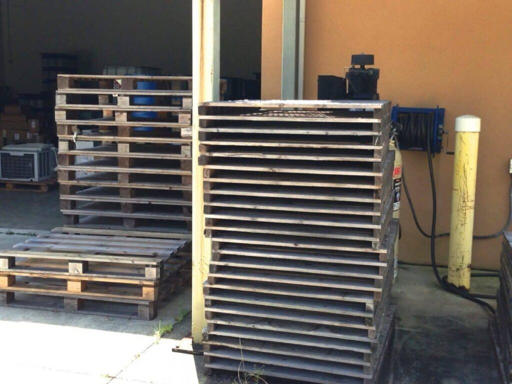 Upcycling Wood Pallets