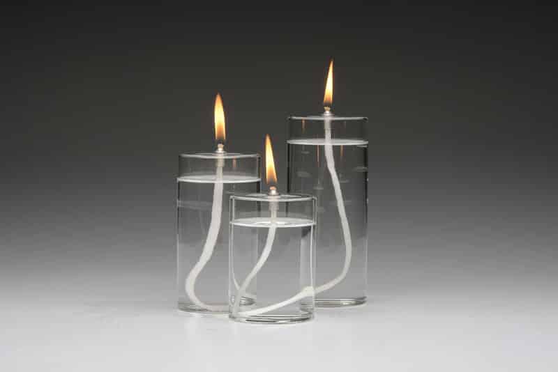 """4"""", 5"""" & 6"""" Pillar Candles"""