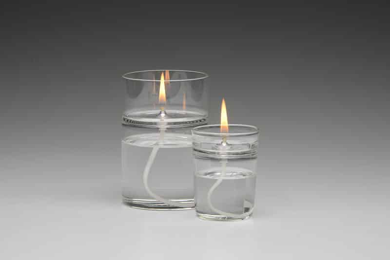 Firefly Zen and Zen Petite Aromatherapy Candles