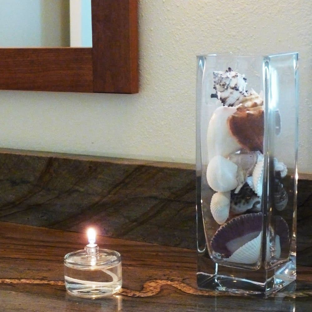 Eco-Friendly Firefly Refillable 3-oz Oil Lamp