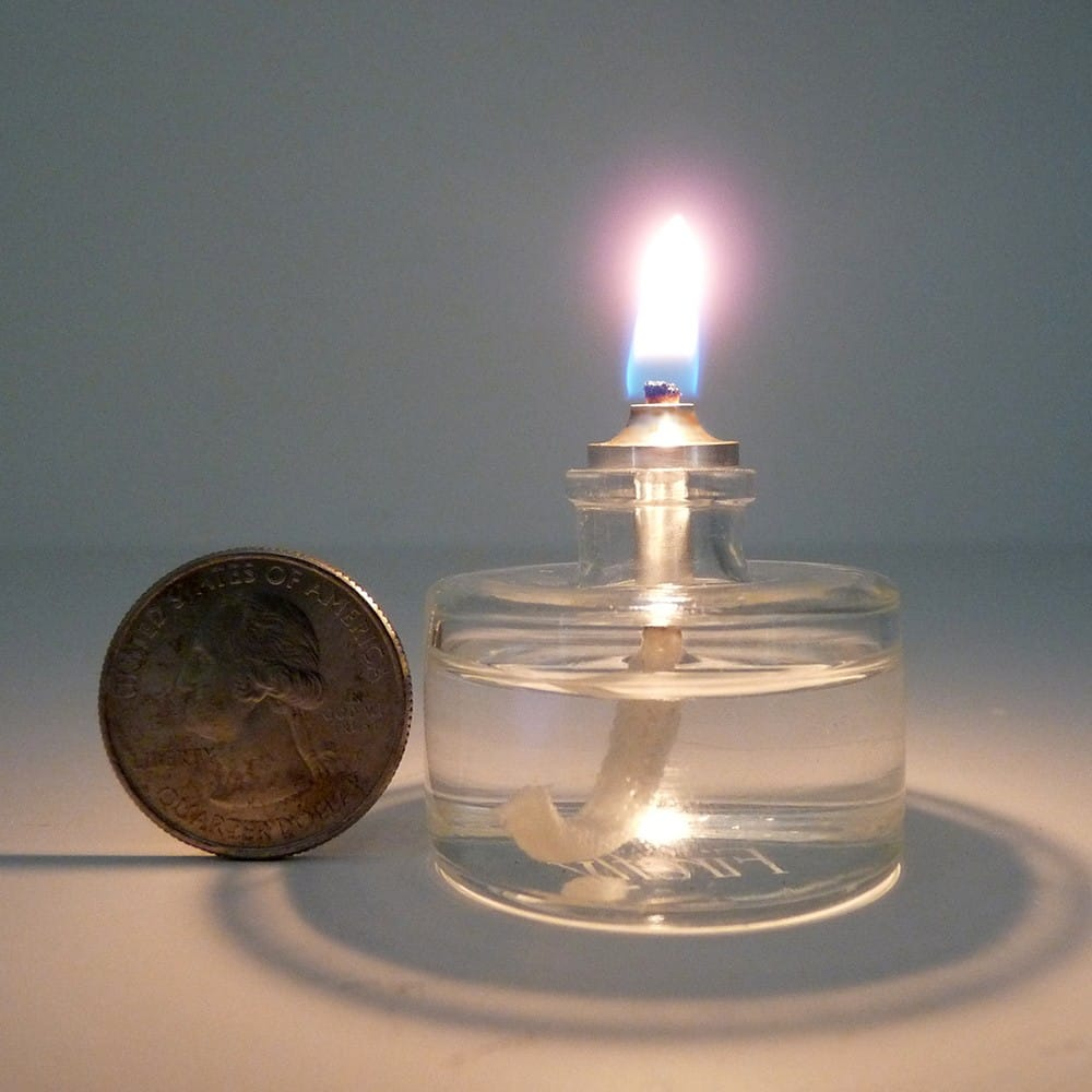 Firefly Refillable Tealight Candle