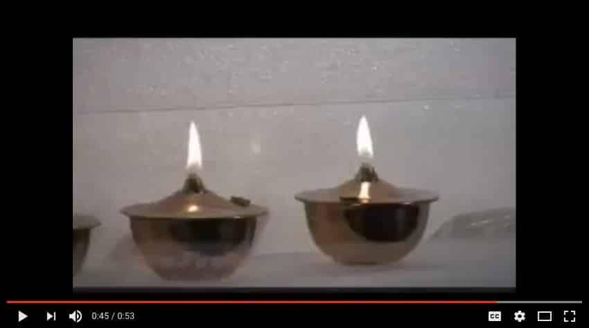 Indoor Paraffin Lamp Oil