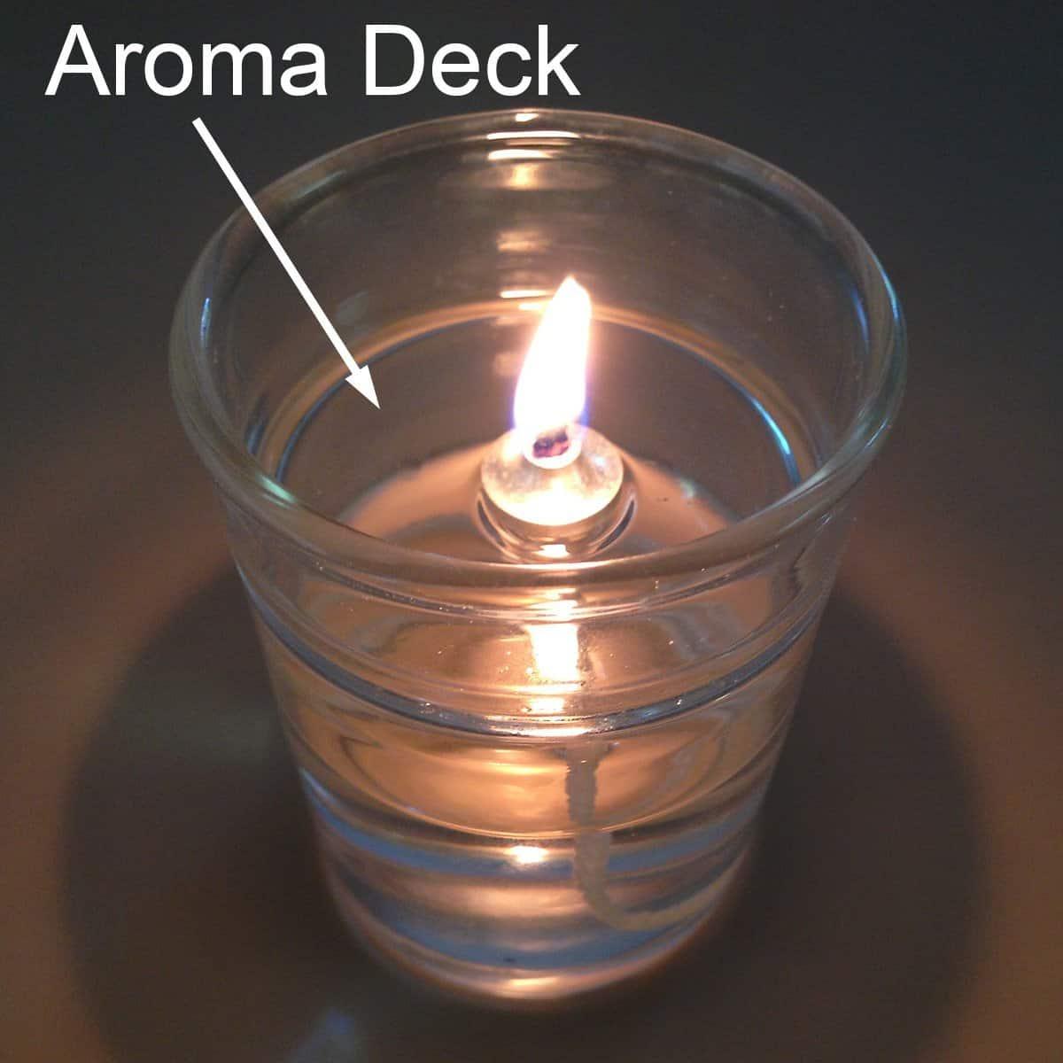 Firefly Zen Petite Aromatherapy Candle