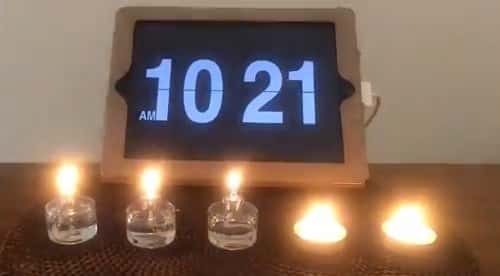 How Long to Firefly Tea Light Candles Really Burn?