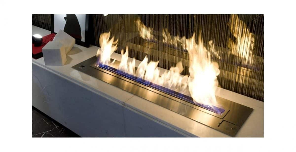 Ethenol Fireplace