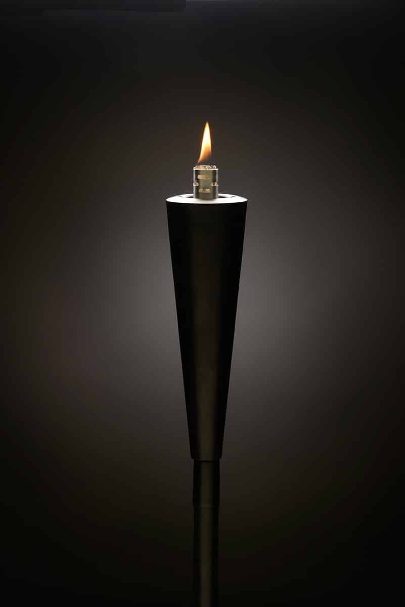 Firefly black diamond tiki torch