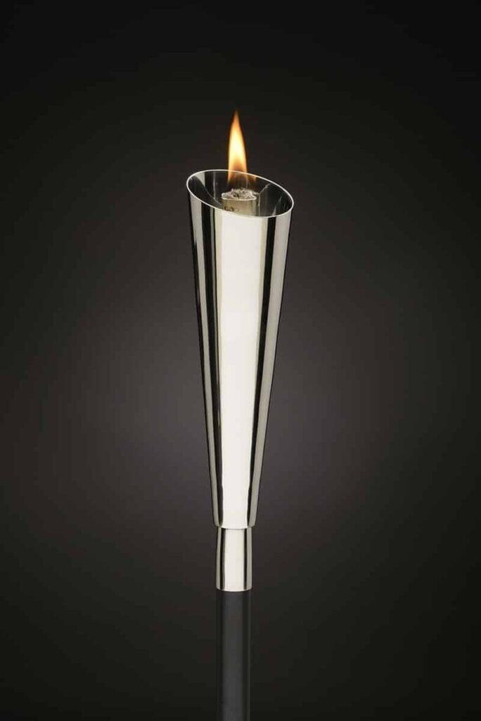 firefly key west stainless steel tiki torch