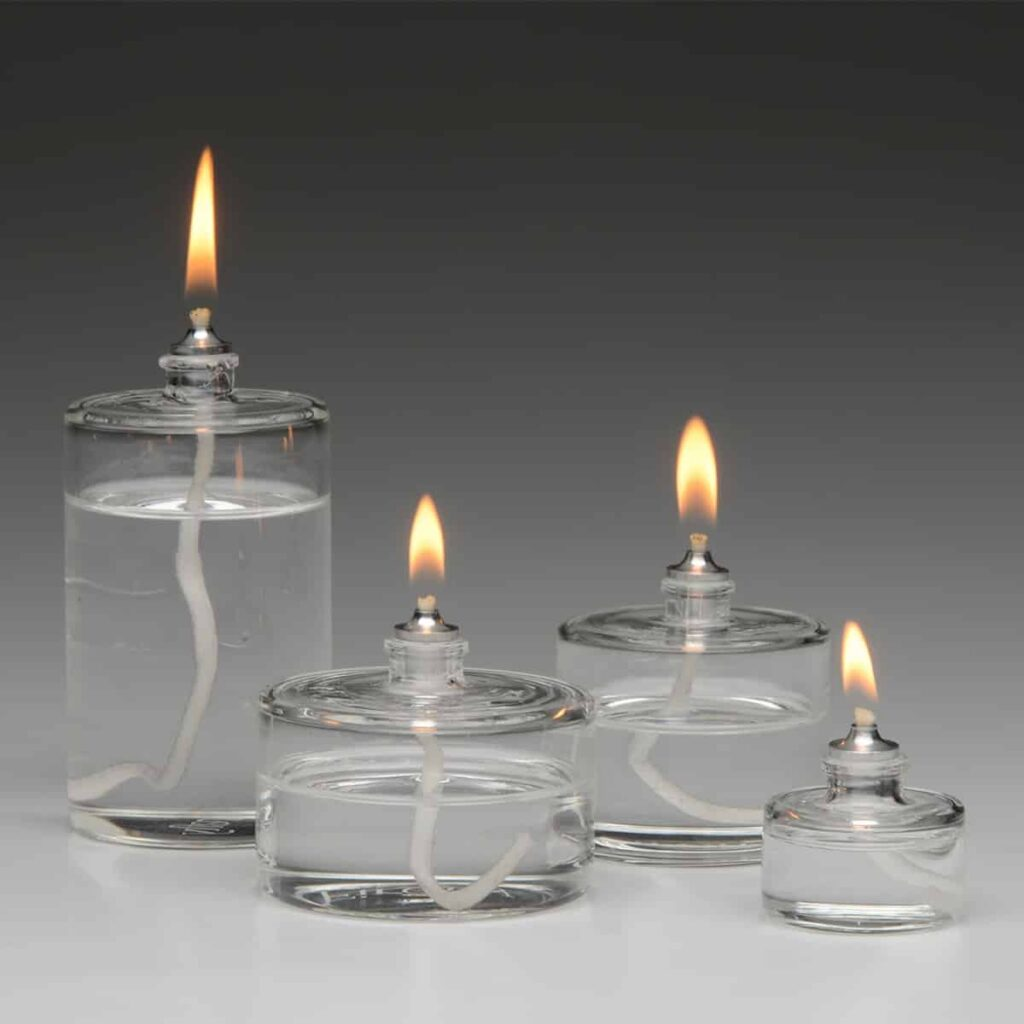 Firefly Refillable Votive Candles