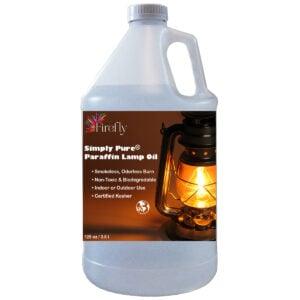 eco-friendly pure paraffin lamp oil 128 oz